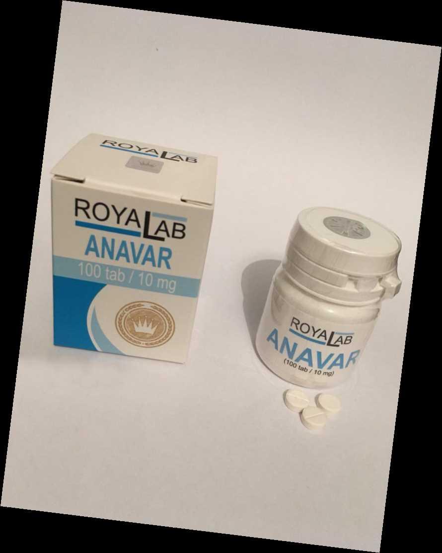 Anavar Dosierung