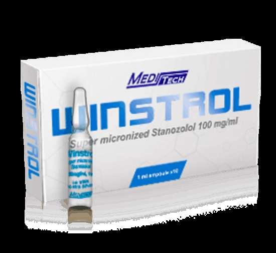 Stanozolol Dosierung