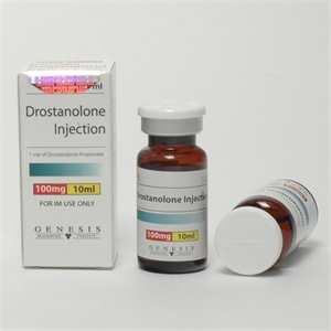 Masteron (Drostanolon)