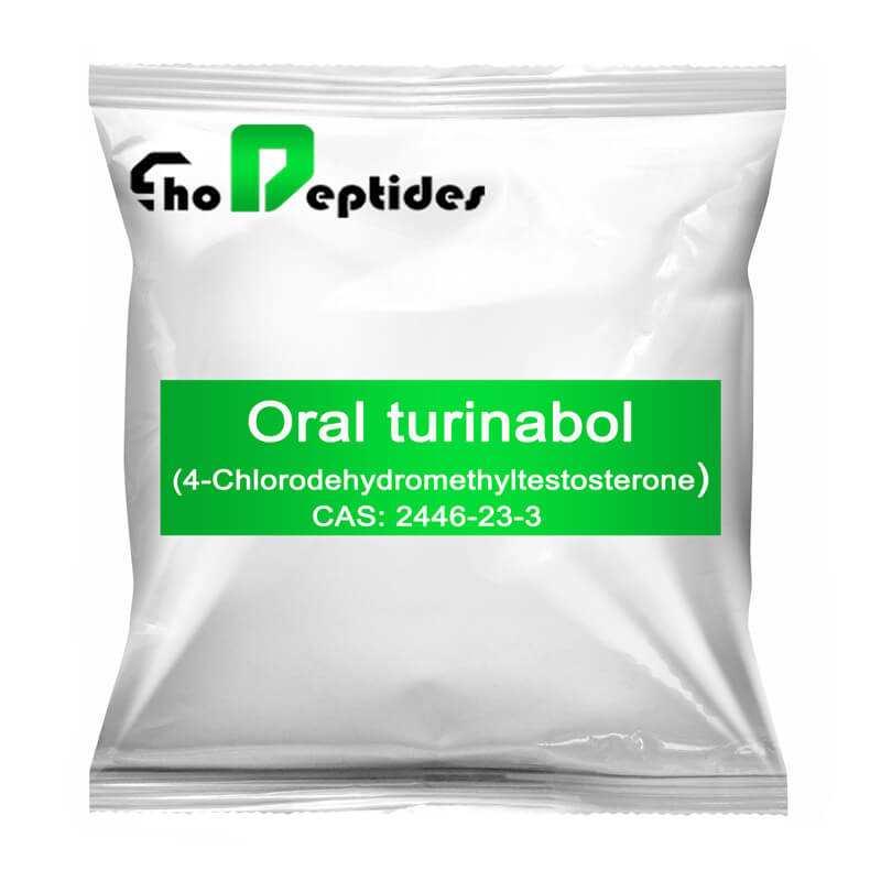Turinabol Dosierung