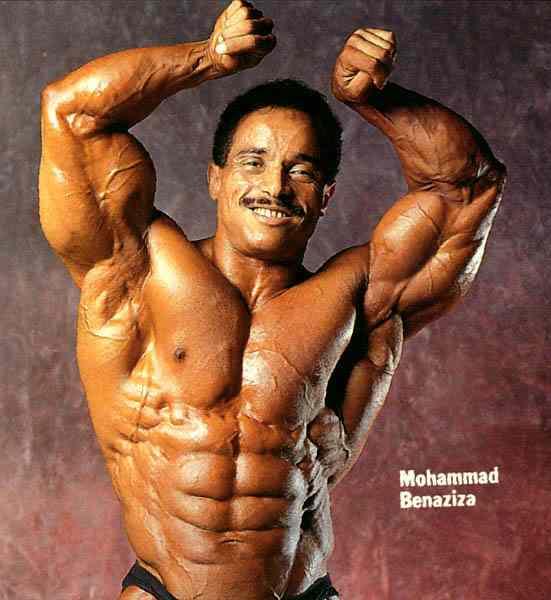Mohammed Benaziza