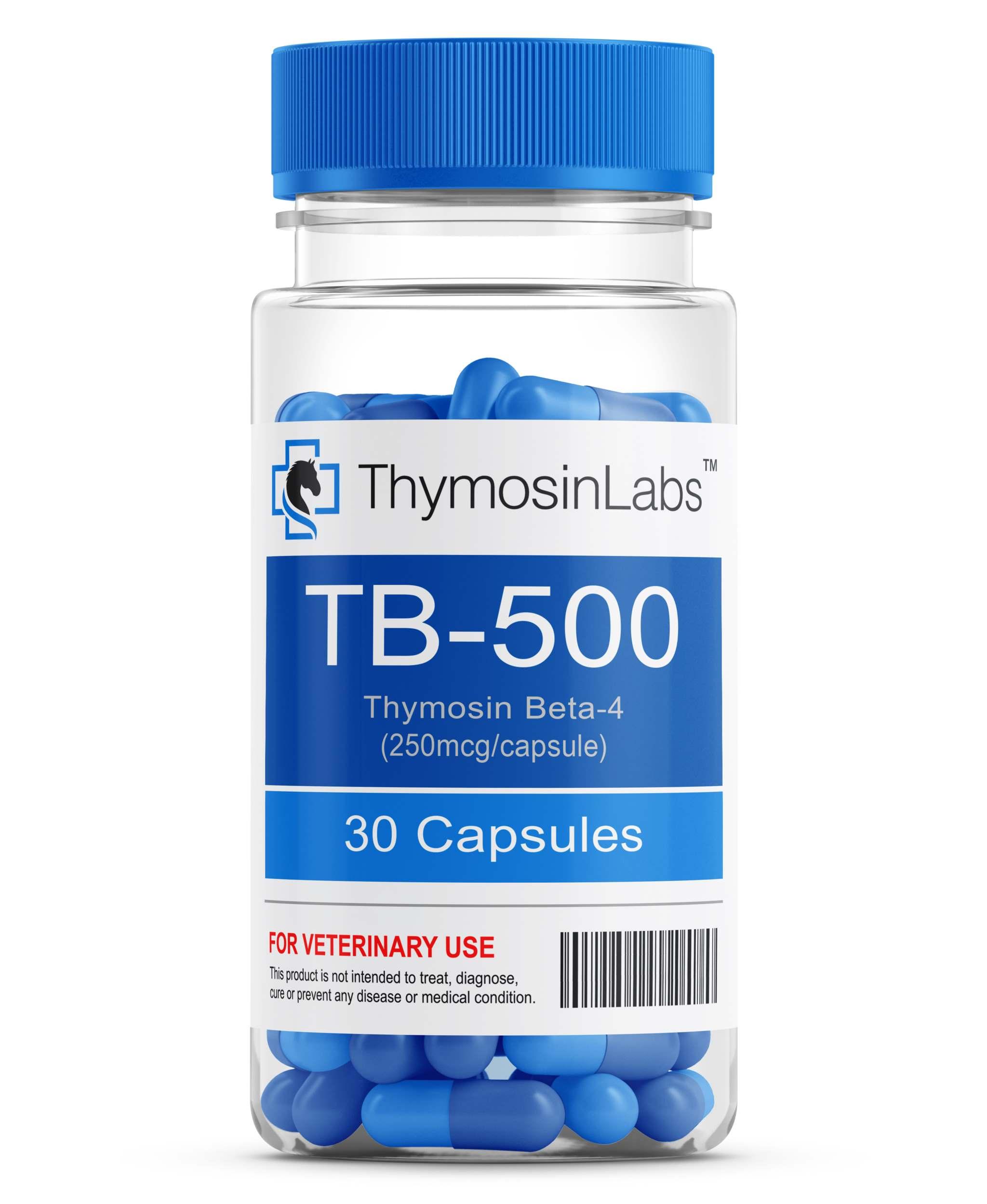 TB 500 Dosierung