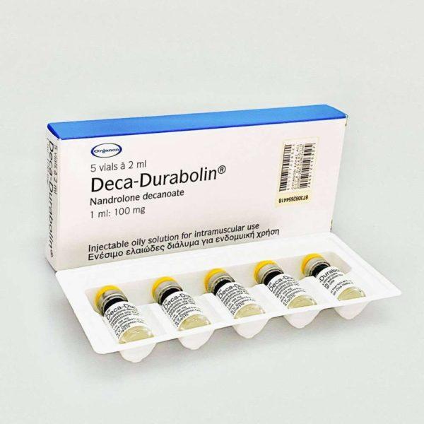 Deca Durabolic Organon Nandrolone Decanoate