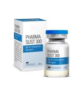 Pharma Sust 300 Pharmacom Labs Sustanon 10 ml 2