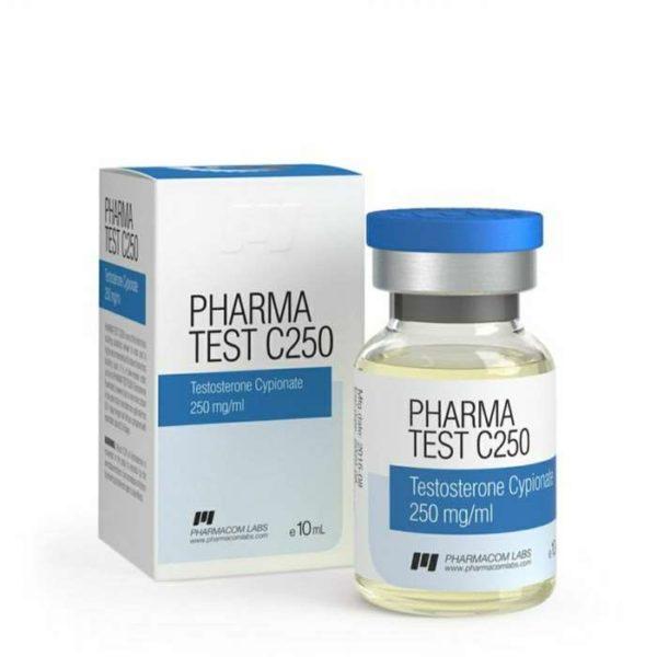 Pharma Test C250 Pharmacom Labs Testosterone Cypionate 2