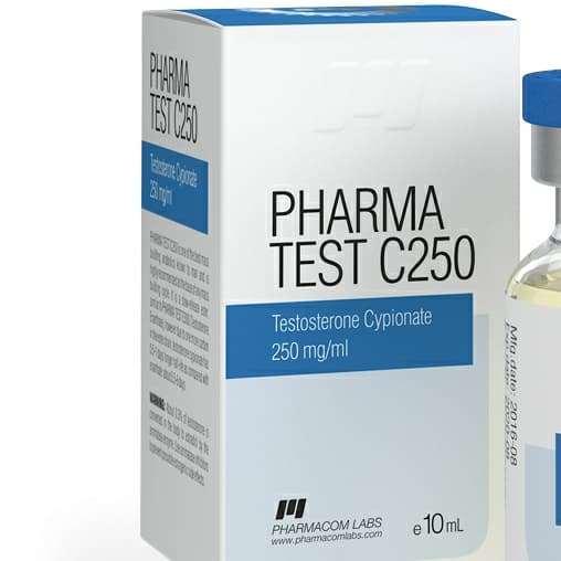 Pharma Test C250 Pharmacom Labs Testosterone Cypionate