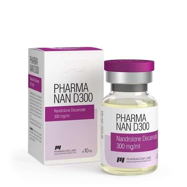 PharmaNan D300 Pharmacom Labs Nandrolone Decanoate