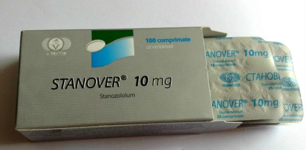 Stanover Vermodje Moldova Stanozolol 2