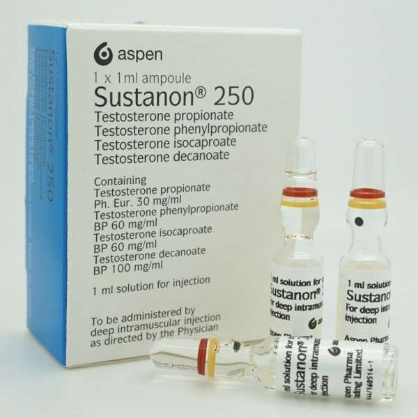 Sustanon Aspen Pharmacy testosterone mix