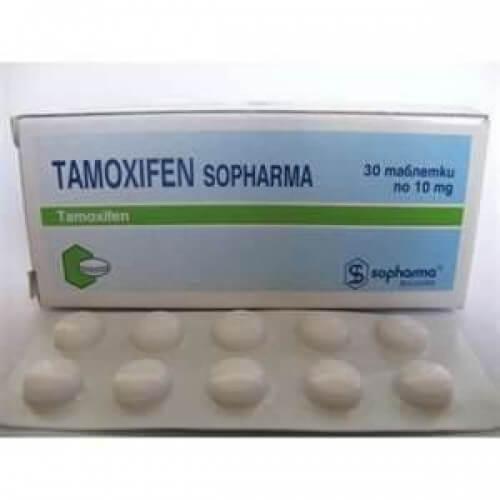 Tamoxifen Sopharma