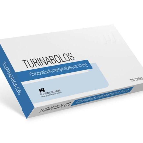 Turinabolos Pharmacom Labs 100 tablets