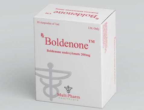 boldenone multipharm