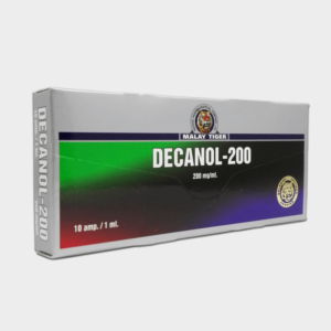 decanol 200 malay tiger pharmaceuticals