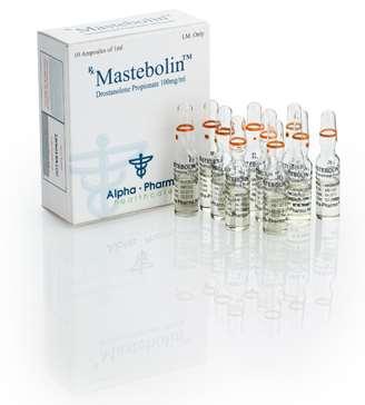 mastebolin alphapharma
