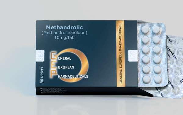 methandrolic gep