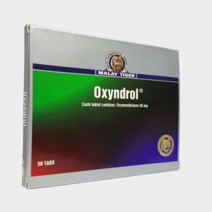 oxyndrol malay tiger side