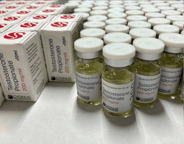 test p Cygnus pharma 2