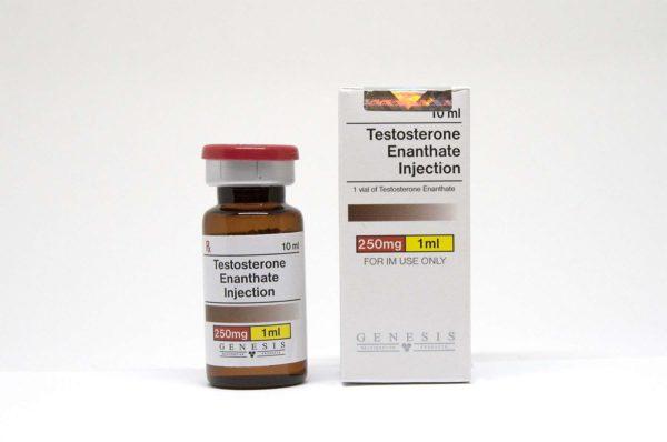 testosterone enanthate genesis