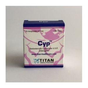 cyp titan healthcare 250mg